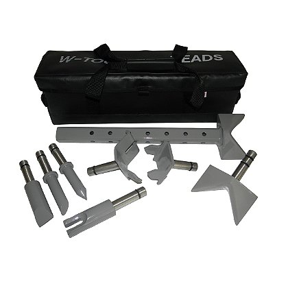 Weddle Tool Quick-Change Complete Tip Kit