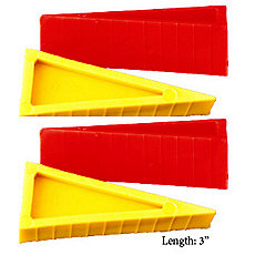 TheFireStore Wedges Set of Four  sc 1 st  The Fire Store & Door Chocks u0026 Wedges pezcame.com
