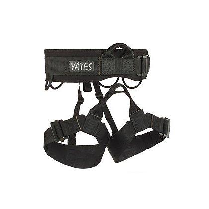 Yates Gear SWAT Special Ops Harness, Class II, Black