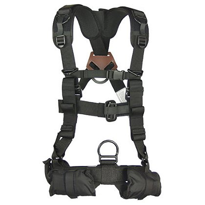 Yates Gear Stabo/Tactical Full Body Harness, One Size, NFPA, Class II and III