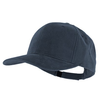 Yupoong Solid Brushed Cotton Twill Cap, 1 Size Fits All