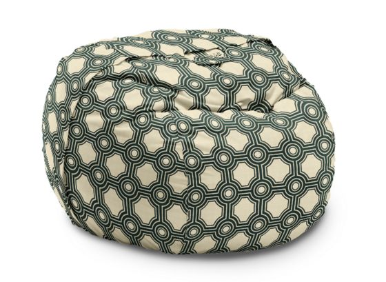 Supersac With Domino Morocco Polylinen Cover