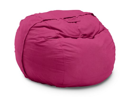 Supersac With Hot Pink Micro Velvet Cover