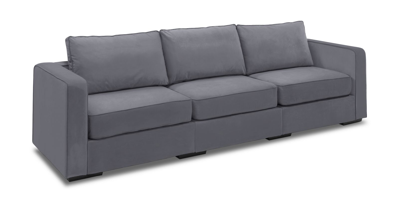 modular sectional sofa 3 seats 5 sides lovesac - Lovesac Sofa