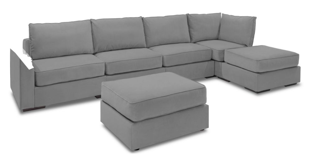 Large Chaise Sectional Sofa Lovesac