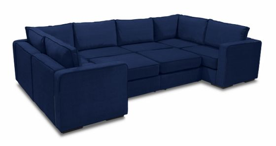 Pit sectional sofas home theater sectional sofas foter for Movie pit sectional sofa