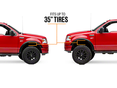 3 Inch to 5 Inch Lift Kits