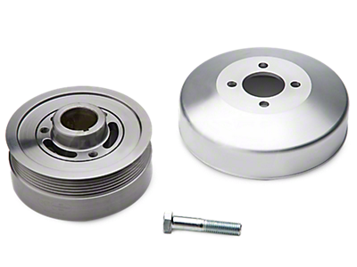 Underdrive Pulleys 2005-2009