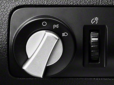 Interior Trim - Satin<br />('05-'09 Mustang)