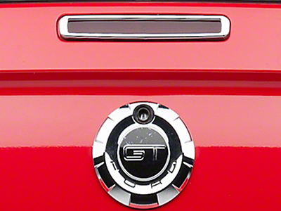 Exterior Trim<br />('05-'09 Mustang)