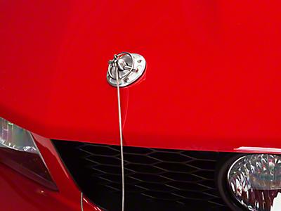 Hood Pins & Kits<br />('05-'09 Mustang)