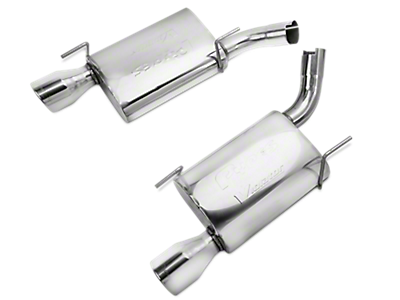 Axle-Back Exhaust 2005-2009