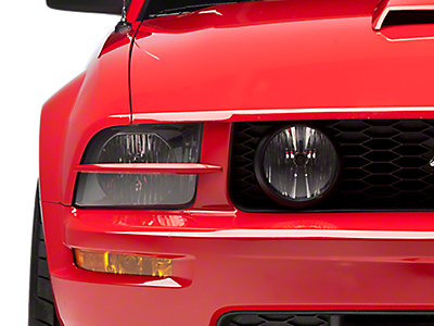 Headlight Splitters<br />('05-'09 Mustang)