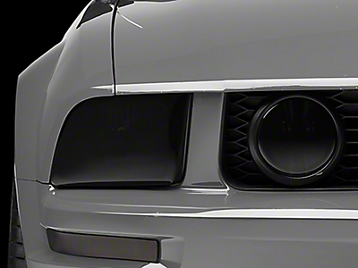 Light Covers<br />('05-'09 Mustang)