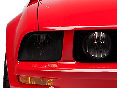 Mustang Light & Window Tint 2005-2009