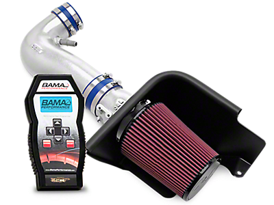 Mustang Cold Air Intake & Tuner Kits 2005-2009
