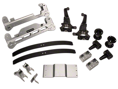 F150 New Suspension Parts