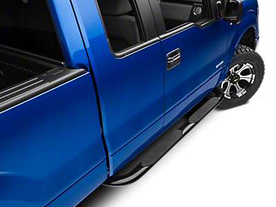 Side Step Bars & Running Boards