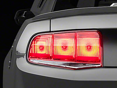 Mustang Tail Lights 2010-2014