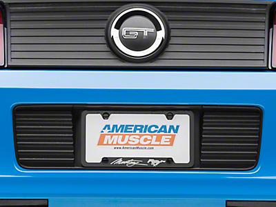 License Plates & Plate Frames 2010-2014