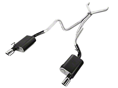 V6 Dual Exhaust Conversion Kits<br />('10-'14 Mustang)