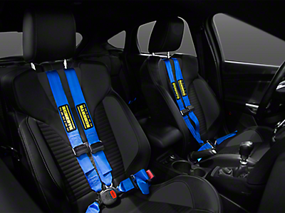 Mustang Mustang Seat Belts & Harnesses 2010-2014