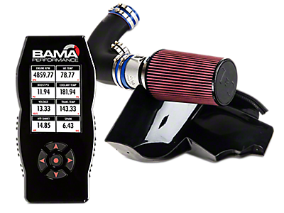 Mustang Cold Air Intake & Tuner Kits