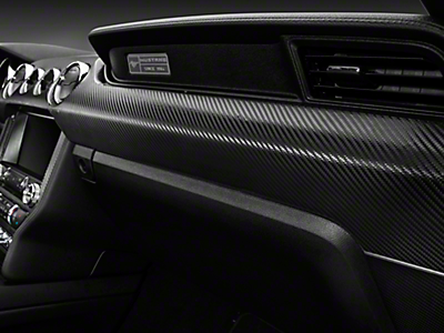 Interior Trim - Carbon Fiber<br />('15-'18 Mustang)