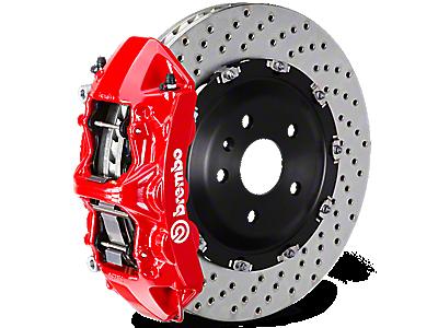 Big Brake Kits 2008-2018