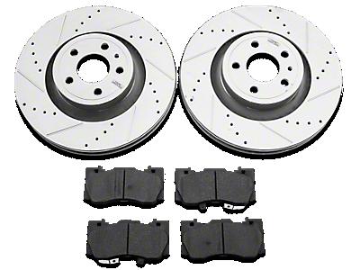 Brake Rotor & Pad Kits 2008-2018