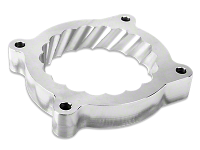 Challenger Intake & Throttle Body Spacers 2008-2019