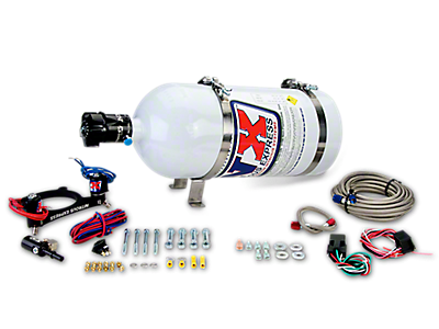 Challenger Nitrous Kits 2008-2019