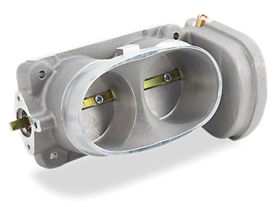 Challenger Throttle Bodies & Spacers