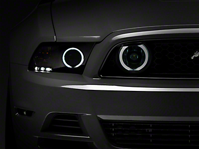 Mustang Headlights 2010-2014