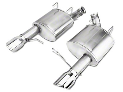 Axle-Back Exhaust 2010-2014