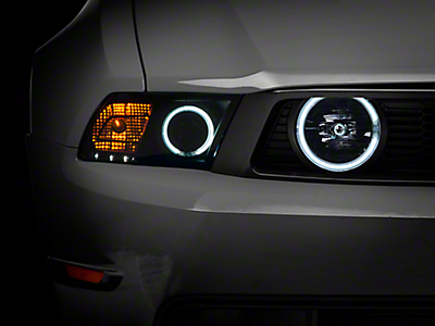 Mustang Fog Lights 2010-2014