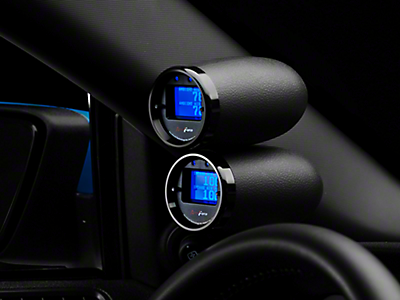 Mustang Gauges & Gauge Pods