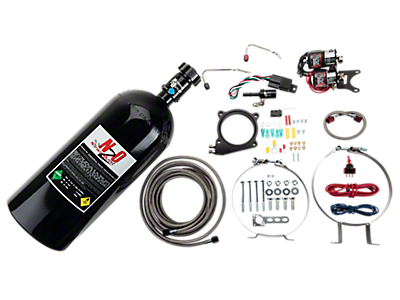 Nitrous Kits 2010-2014