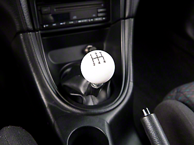 Shift Knobs<br />('10-'14 Mustang)