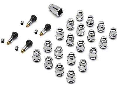 Wheel Accessories 2015-2018