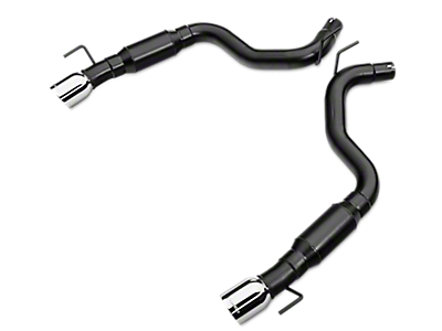 Axle-Back Exhaust<br />('15-'17 Mustang)