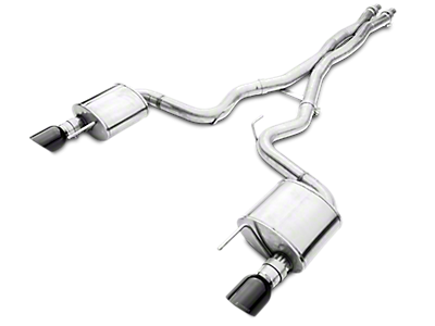 Cat-Back Exhaust<br />('15-'18 Mustang)