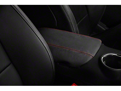 Arm Rests & Center Console Trim 2015-2018