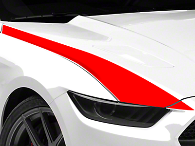 Decals, Stripes & Graphics<br />('15-'18 Mustang)