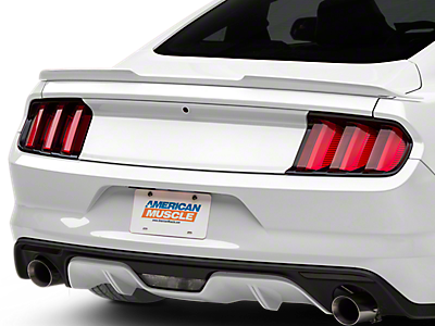 Decklid Panels<br />('15-'18 Mustang)