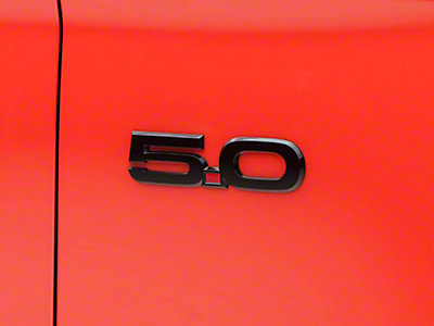 Emblems and Badges<br />('15-'19 Mustang)
