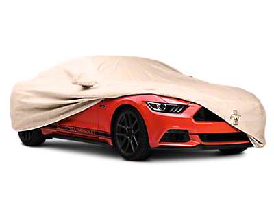 Car Covers, Bras & Paint Protection<br />('15-'18 Mustang)