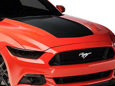 Hood Decals & Hood Scoop Decals<br />('15-'19 Mustang)