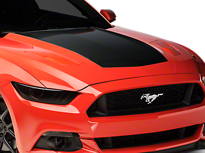 Hood Decals & Hood Scoop Decals<br />('15-'19 Mustang)
