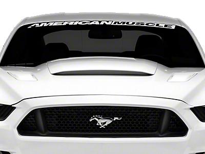 Mustang Scoops - Hood 2015-2019